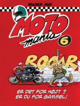 motomania 6 - Tegneserie