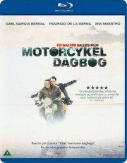 motorcykel dagbog - Blu-Ray