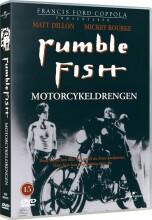 motorcykeldrengen / rumble fish - DVD