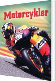 motorcykler - bog