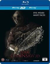 motorsavsmassakren / the texas chainsaw massacre - Blu-Ray