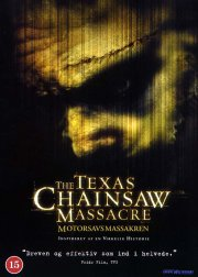 motorsavsmassakren / the texas chainsaw massacre - DVD