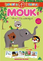 mouk 4 - den malede elefant - DVD