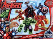 moving character avengers - Kreativitet