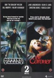the coroner // moving target - DVD