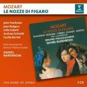 Image of   Daniel Barenboim - Mozart: Le Nozze Di Figaro - CD