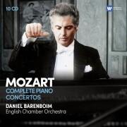 Image of   Daniel Barenboim - Mozart: The Complete Piano Concertos - CD