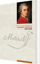 mozarts operaer - bog