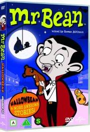 mr. bean cartoon - hallowbean - DVD