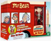 mr. bean collection box - 25 års jubilæum - DVD