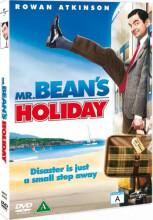 mr. bean - holiday - DVD