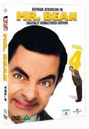 mr. bean collection - vol. 4 - DVD