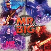 mr. big - live from milan  - Cd+Blu-Ray