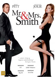 mr. and mrs. smith - DVD