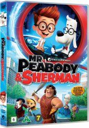 mr. peabody and sherman - DVD