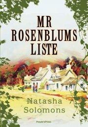 mr rosenblums liste - bog