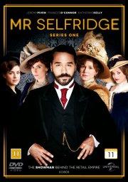 mr. selfridge - sæson 1 - DVD