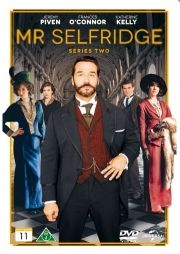 mr. selfridge - sæson 2 - DVD