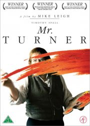 mr. turner - DVD