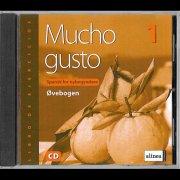 mucho gusto 1,-audio til øvebog - bog