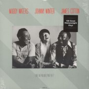 muddy waters & johnny winter - live at tower theatre, philadelphia, march 6, 1977 - Vinyl / LP