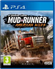 mudrunner - american wilds edition - PS4