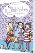 muffinklubben - verdens sødeste pigebande - bog