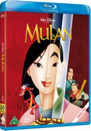 mulan - disney - Blu-Ray