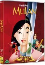 mulan - special edition - disney - DVD