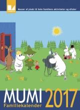 mumi familiekalender 2017 - Kalendere