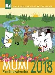 mumi familiekalender 2018 - Kalendere