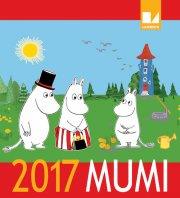 mumi kalender 2017 - Kalendere