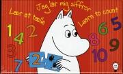 mumi puslespil: lær at tælle - 2 brikker, fra 2 år - 10 plader - Brætspil