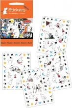 stickers til børn - mumidalen - Kreativitet