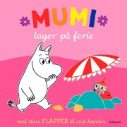 mumi tager på ferie - bog