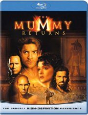 the mummy returns / mumien vender tilbage - Blu-Ray