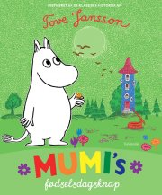 mumi's fødselsdagsknap - bog