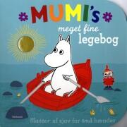 mumi's meget fine legebog - bog