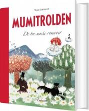 mumitrolden - de tre næste romaner - bog