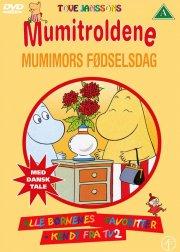 mumitroldene 14 - mumimors fødselsdag - DVD