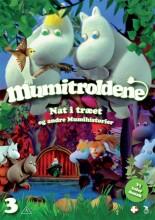 mumitroldene 3 - nat i træet - DVD