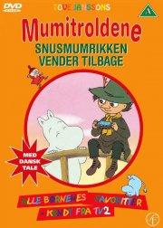mumitroldene 8: snusmumrikken vender tilbage - DVD