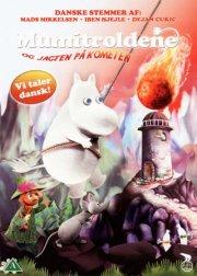 mumitroldene og jagten på kometen - DVD