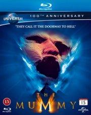 the mummy - Blu-Ray