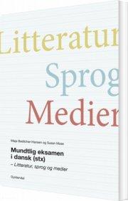 mundtlig eksamen i dansk - stx - bog