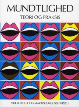 mundtlighed - teori og praksis - bog
