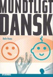 mundtligt dansk - bog