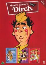 muntre gensyn med dirch boks - DVD