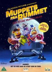muppet show - muppets fra rummet - DVD