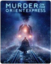 murder on the orient express - steelbook - Blu-Ray